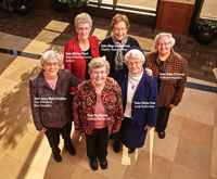 Sisters of Mercy at Mercy Medical Center