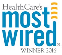 HealthCare's Most Wired 2016