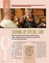 Serving Up Special Care article