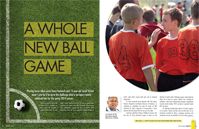 A Whole New Ball Game article