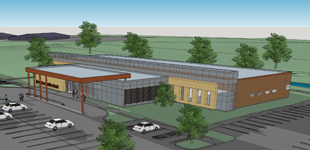 MercyCare Prairie Creek rendering
