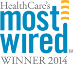 Most Wired Winner 2014 logo