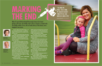 Marking the End article