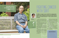 Fighting Cancer with SBRT article