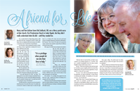 A Friend for Life article