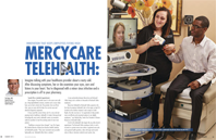 MercyCare Telehealth article