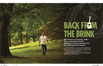 Back from the Brink article