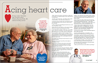 Acing Heart Care article