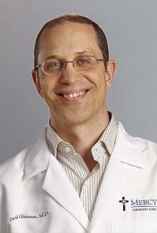 David Glassman, MD - Cardiologist - Cedar Rapids, IA - Mercy