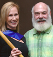 Dr. Bartlett with Dr. Andrew Weil