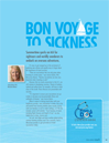 Bon Voyage to Sickness article